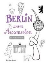 Ausmalbuch Berlin