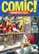 Comic! Jahrbuch 2015