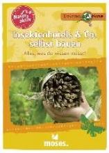 Oftring, Bärbel Natur aktiv: Insektenhotels & Co. selbst bauen