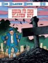 Cauvin, Raoul Die blauen Boys 29. Requiem für einen Blauen Boy