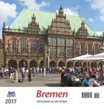 Bremen 2017 Postkartenkalender