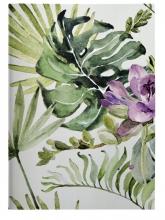 , Schrift Greenline Floral 105x148mm