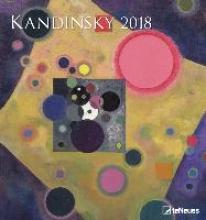 Kandinsky 45 x 48 Wall Calendar 2018