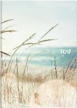 Taschenkalender Strand 2018. 2 Seiten = 1 Woche, 100 x 140 mm