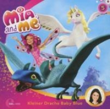 Mia and Me 05. Kleiner Drache Baby Blue