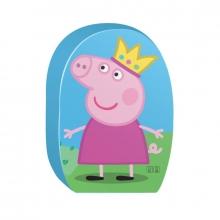 , Peppa Pig Puzzel - Prinses