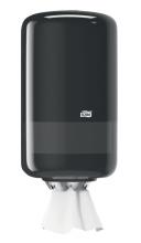 , Dispenser Tork M1 558008 Mini poetsroldispenser zwart