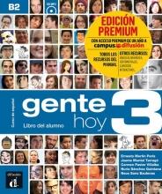 , Gente hoy 3 Libro del alumno + MP3 Edición Premium