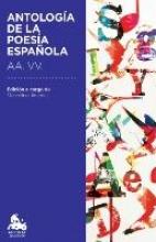 Antologa de la poesa espaola (
