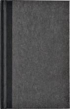 , Notitieboek Octavo 103x165mm 160blz gelinieerd grijs gewolkt
