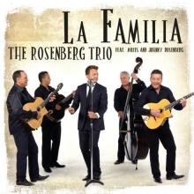 , Rosenberg Trio – la familia (cd)