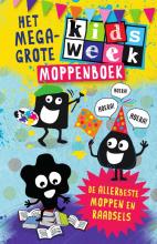 , Het megagrote Kidsweek moppenboek