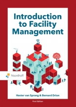 Hester van Sprang Bernhard Drion, Introduction to Facility Management