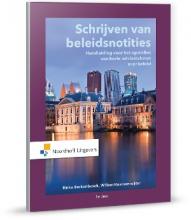 Willem Koetsenruijter Rinke Berkenbosch, Schrijven van beleidsnotities