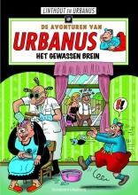 Willy  Linthout Urbanus 169 Het gewassen brein