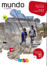 Mundo 11 Conflict in Israel leerjaar 2 lwoo-bk Themaschrift