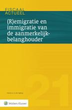 E.J.W. Heithuis , (R)emigratie en immigratie van de aanmerkelijkbelanghouder