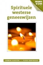 Fleur Kortekaas Corwin Aakster, Spirituele westerse geneeswijzen