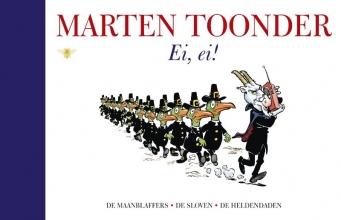 Marten  Toonder Alle verhalen van Olivier B. Bommel en Tom Poes 37 : Ei ,ei!