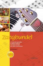 , Zangbundel, muziekuitgave