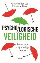 Joriene Beks Hans van der Loo, Psychologische veiligheid