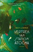 Ben  Lerner Het vertrek van station Atocha