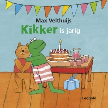 Max Velthuijs , Kikker is jarig