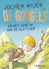 Jochem  Myjer De Gorgels en het geheim van de gletsjer