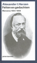 Alexander I.  Herzen Feiten en gedachten 1864-1868 (POD)