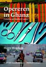 Harry Wegdam , Opereren in Ghana