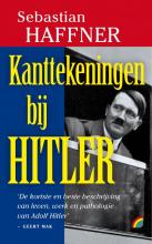 Sebastian Haffner , Kanttekeningen bij Hitler
