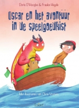 Frauke Heyde Doris D'Hooghe, Oscar en het avontuur in de speelgoedkist