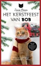 James  Bowen Het Kerstfeest van Bob