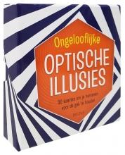 , Ongelooflijke optische illusies - Kaartenset