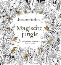 Johanna Basford , Magische Jungle