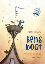 Pieter Koolwijk , Bens boot