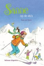 Paula van Manen , Sanne op de ski`s