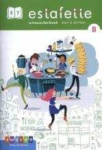 , Estafette E7-B Antwoordenboek