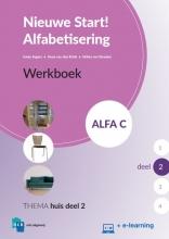 , Nieuwe Start Alfabetisering Alfa C Deel 2 Werkboek