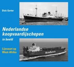 Dick Gorter , Lijnvaart op West Afrika