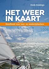 Henk Huizinga , Het weer in kaart