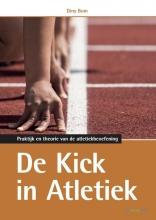 Diny Bom , De kick in atletiek