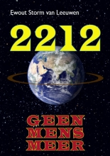 Ewout  Storm van Leeuwen 2212 Geen mens meer