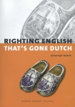 Joy  Burrough-Boenisch Righting English that`s Gone Dutch