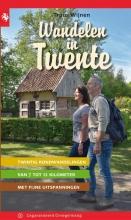 Truus Wijnen , Wandelen in Twente