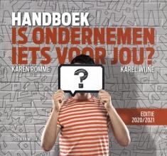 Karel Wijne Karen Romme, Handboek Is ondernemen iets voor jou? 2020/2021