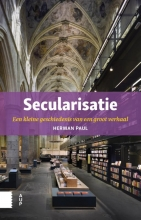 Herman  Paul Secularisatie