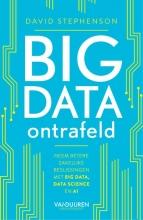 David Stephenson , Big data ontrafeld