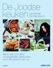 Janna  Gur De joodse keuken van Minsk tot Marrakesh