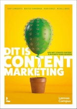 Michel Libens Bart Lombaerts  Wouter Temmerman  Koen Denolf, Dit is content marketing